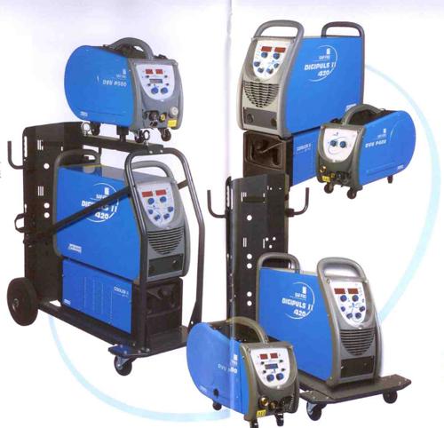 二氧化碳焊机的特点